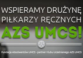 Piłkarze ręczni AZS w sezonie 2014/2015