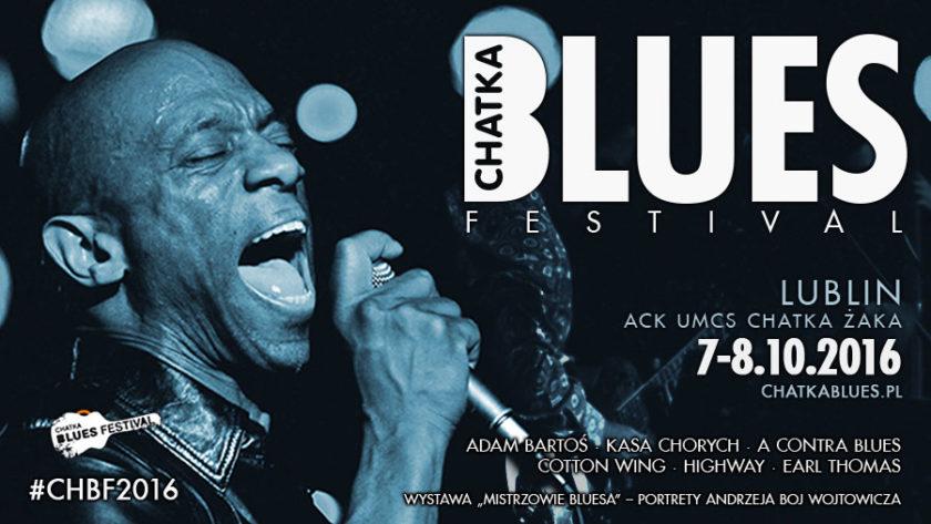 GWIAZDY na Chatka Blues Festival 2016!