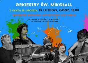 KONCERT REJESTROWANY Orkiestry Św. Mikołaja