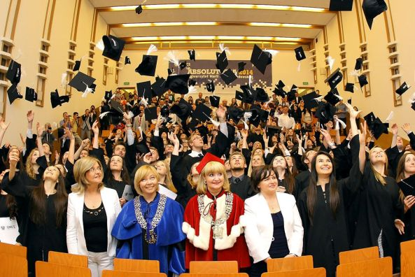 Absolutoria UMCS 2014 – podziękowanie