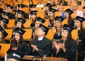 Absolutoria UMCS 2014 – odbiór płyt