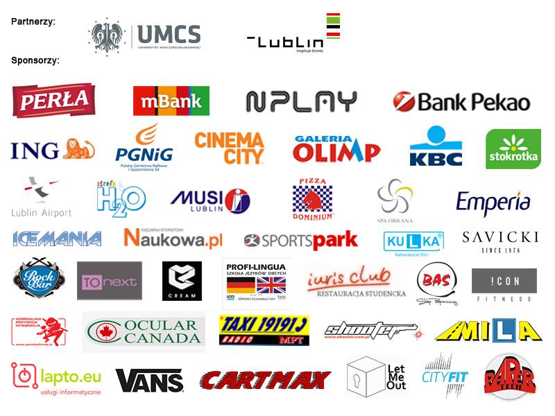 Sponsorzy i Partnerzy