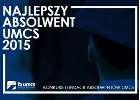 Konkurs na Najlepszego Absolwenta UMCS