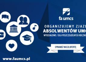 Organizacja zjazdów absolwenckich