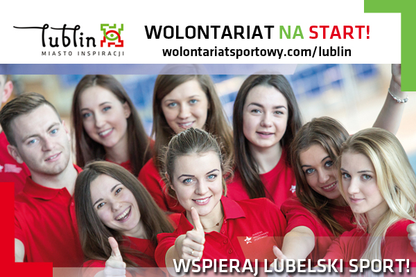 """Wolontariat na START!"""