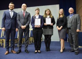 Wręczenie Nagród dla Najlepszych Absolwentów UMCS 2016