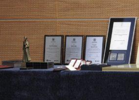 Wręczenie Nagród dla Najlepszych Absolwentów UMCS 2017