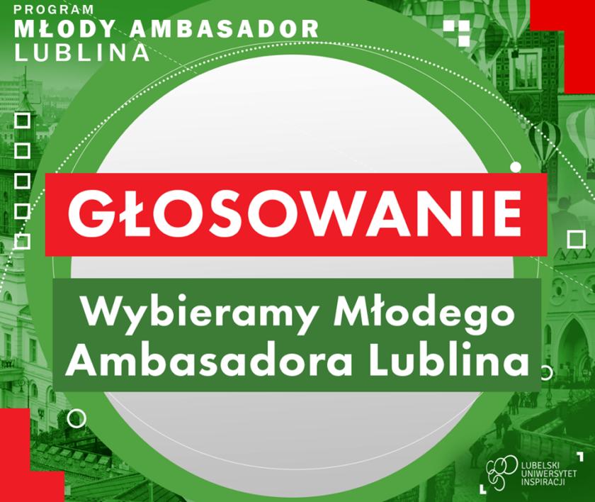 Wybieramy Młodego Abasadora Lublina