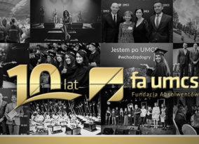 Uroczystość jubileuszowa z okazji 10-lecia