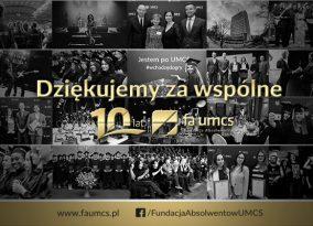 10-lecie Fundacji!